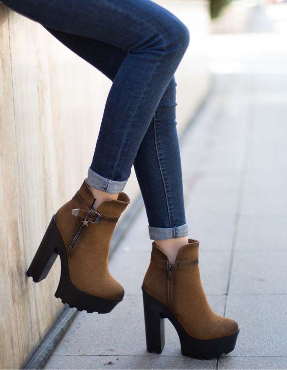 fba350ef3347 Pour trouver la perle, ADF vous a préparé une petite sélection de  chaussures automne hiver 2018-2019. De quoi être tendance jusqu'au bout des  pieds.
