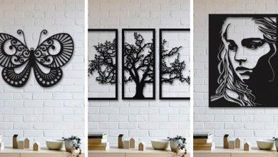 Décoration Murale En Fer: 20 Idées Pour Décorer Vos Maisons
