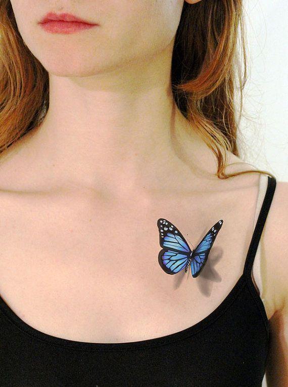 Quelle est la signification du tatouage papillons