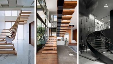 25 Modèles D'Escalier Moderne Pour S'Inspirer