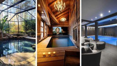 Top 20 Des Plus Belles Piscines D'Interieur