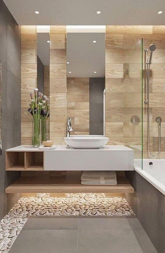 Bathroom Ideas With Dark Vanity