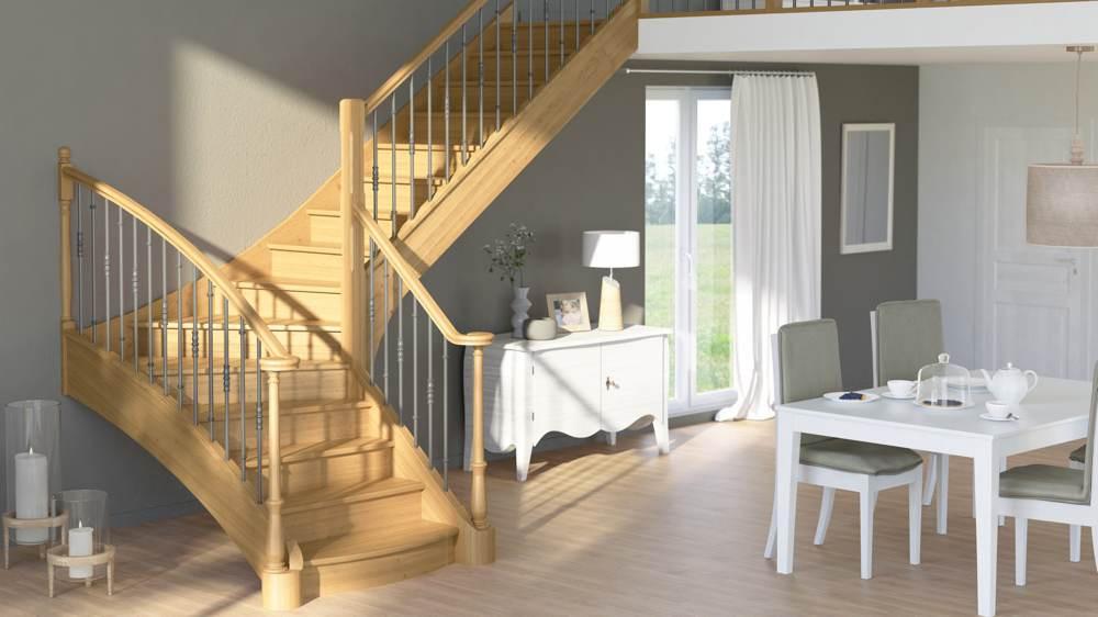 Comment repeindre facilement un escalier en bois sans poncer