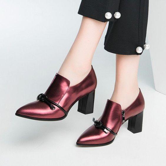 21 Paires De Chaussures Tendance Parfaites Pour Cet Hiver