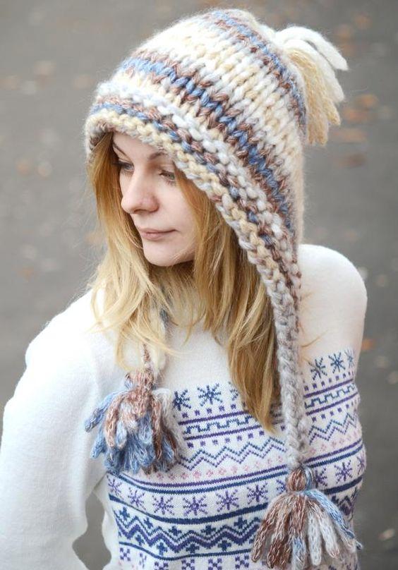 21 Idées Des Bonnets Cool Qui Vous Tiendront Chaud Pendant L'hiver