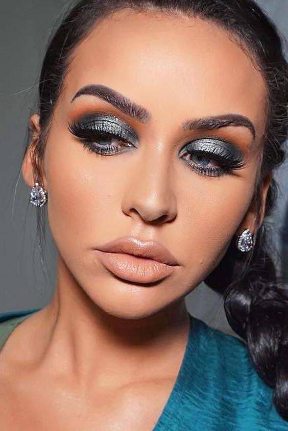 12 Idées De Maquillage d'Hiver Pour Les Femmes