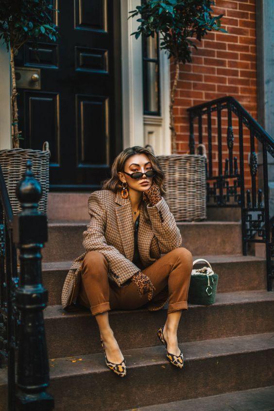 Être Stylée En Hiver : 20 Looks Qui Nous Inspirent