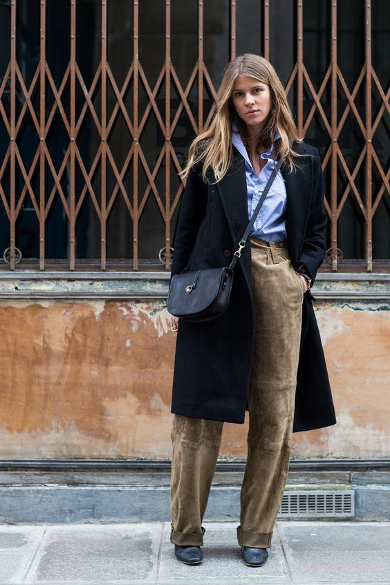 look minimaliste femme 12