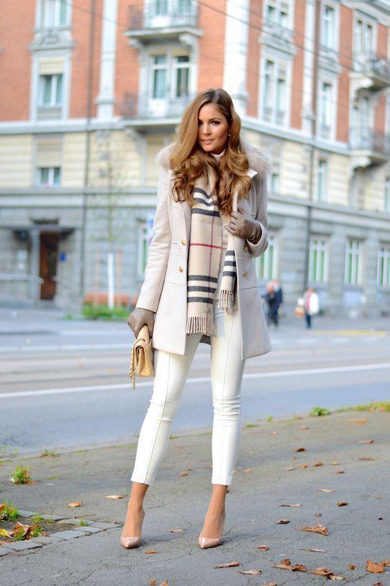 look minimaliste femme 7