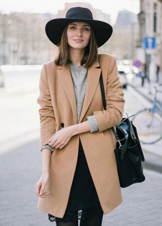 Belles tenues d'hiver