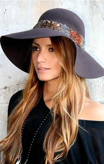 chapeaux pour femme