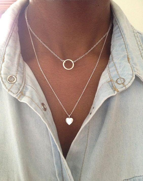 colliers pour femme
