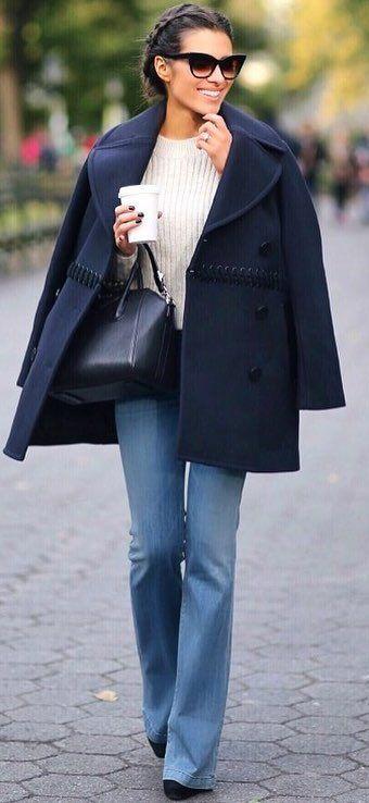 Vestes et manteaux tendance automne-hiver