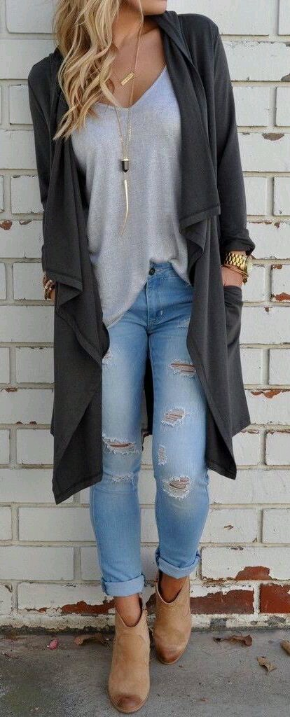 tendances dans la mode automne hiver