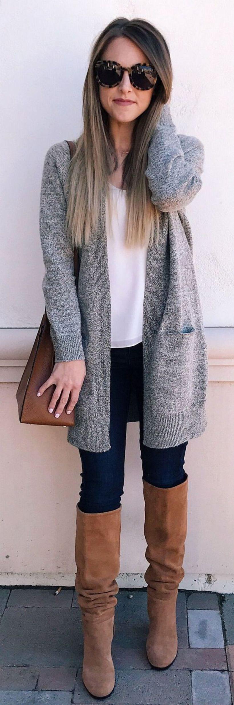tenue hiver femme