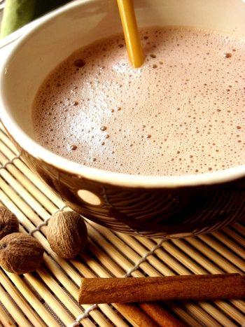 Chocolat chaud comme aux antilles