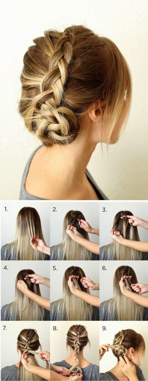 Tutoriels Faciles Pour Bien Coiffer Vos Cheveux