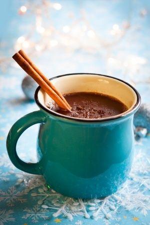 chocolat chaud médicinal