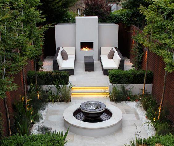 décoration des jardins