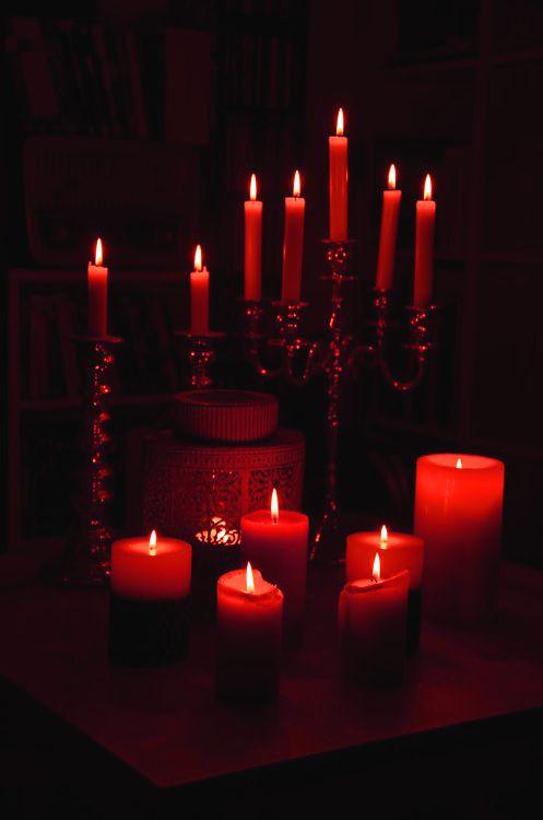 modèles des bougies