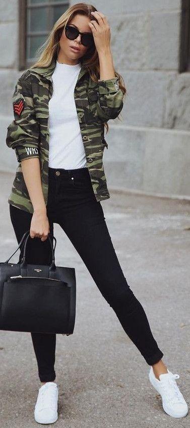 looks mode Femme pour printemps 2018