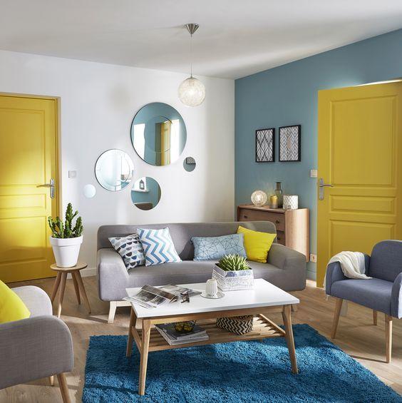 salon moderne pour 2018
