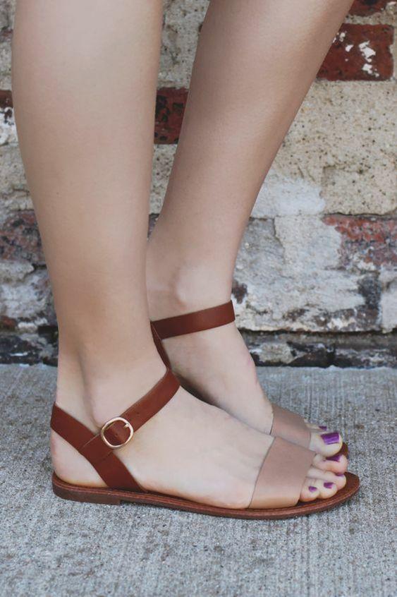 sandales pour femme tendance 2018