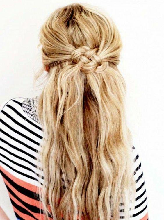 idées pour se coiffer