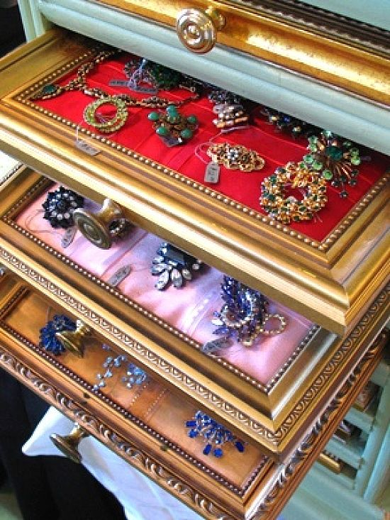 inspirations pour ranger ses bijoux