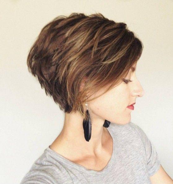 photos de coiffure courte