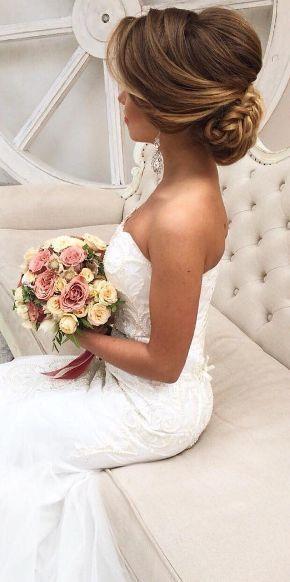 Coiffures de mariée tendance 2018