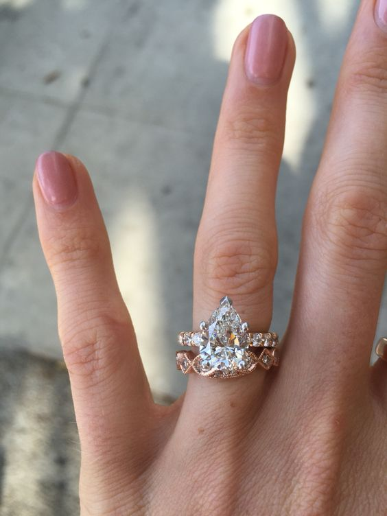 bagues de fiançailles diamant