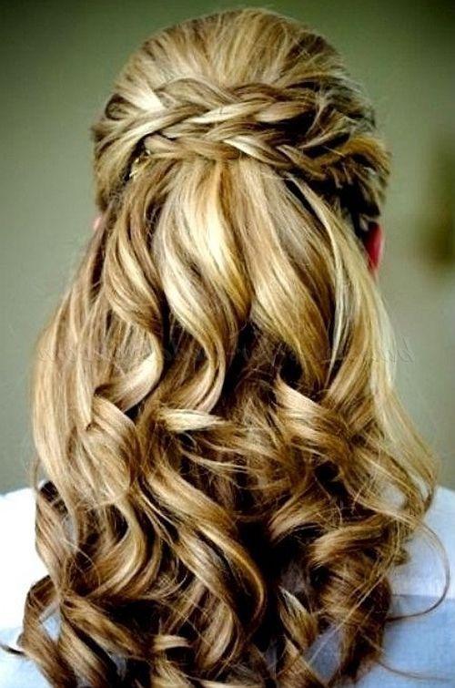 idées originales de s'attacher les cheveux