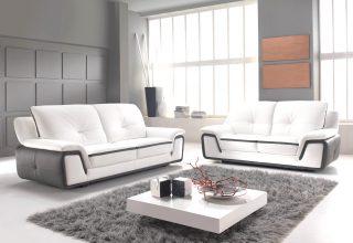 Nettoyer un canapé en cuir blanc avec du lait pour bébé