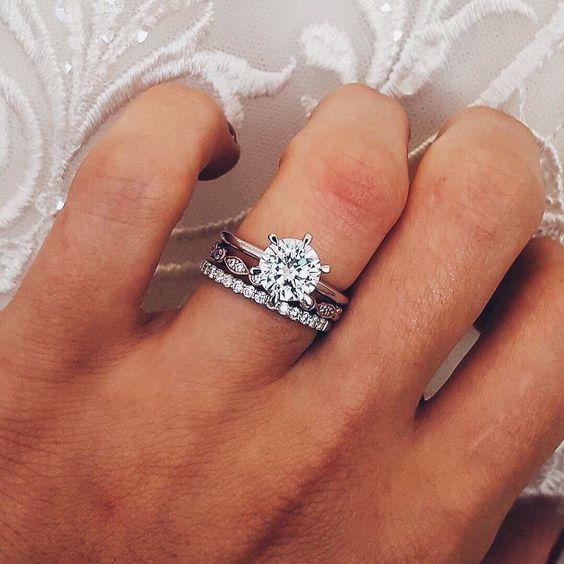 Alliances et Bagues de mariage