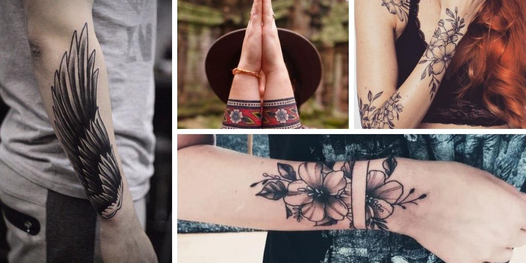21 Meilleurs Idées De Tatouages Manchettes