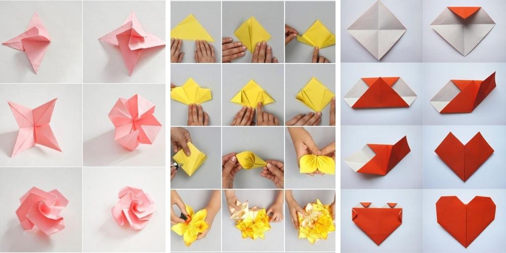 20 Meilleurs Modèles D'Origami Papier Faciles