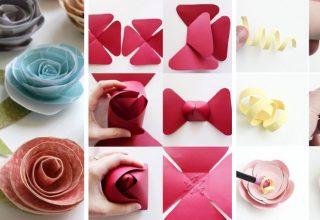 Fleurs En Origami: 20 Idées Créatives Pour Une Déco