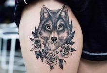Quelle est la signification du tatouage de loups ?