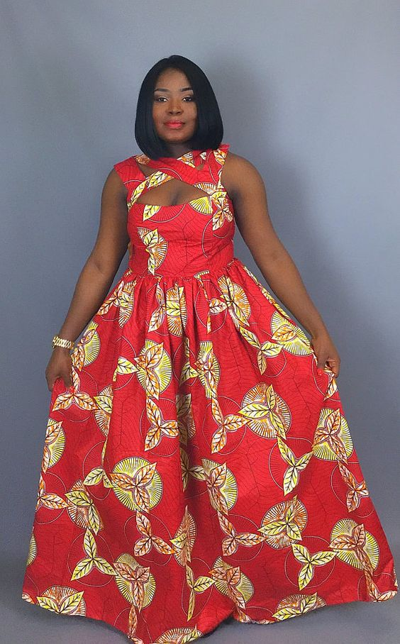 robes africaines modernes