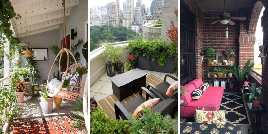 24 Idées De Décoration Pour Votre Balcon