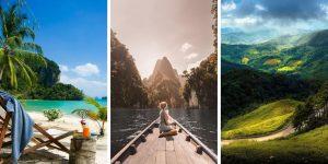 Les 19 Meilleurs Endroits À Visiter En Thailande