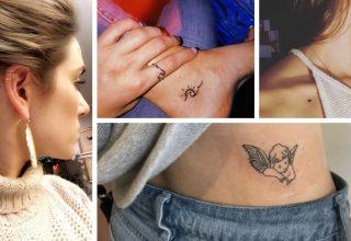 24 Idées De Tatouage Minimaliste Les Plus Inspirantes