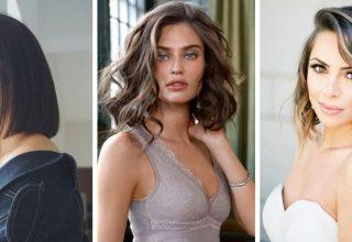 Cheveux Mi-longs : 19 Modèles à Piquer Immédiatement