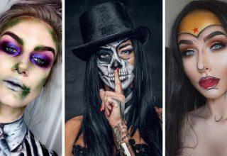 23 Maquillages D'Halloween Qui Feront De Vous La Princesse De La Soirée