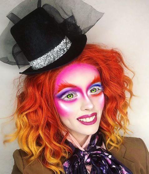 21 Idées De Maquillage Halloween Pour S'inspirer