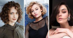 20 Idées De Coiffures Chics Pour Coupes Courtes