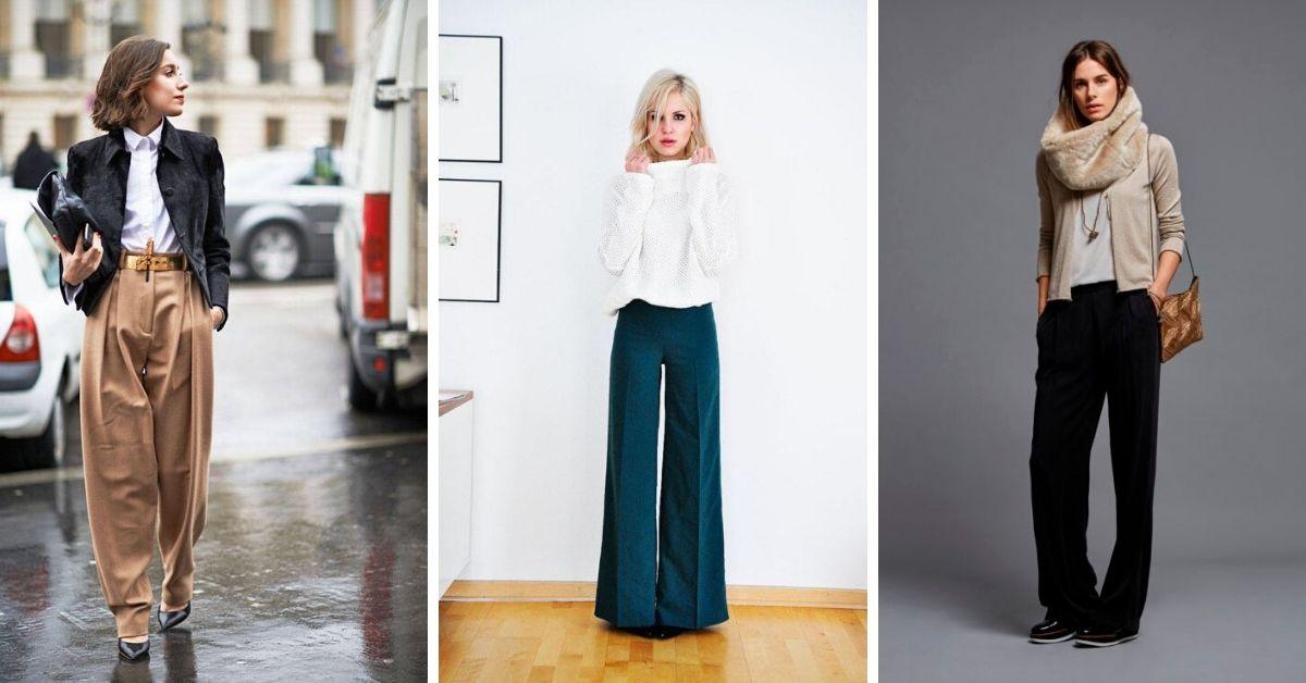 pantalon femme mode 2020