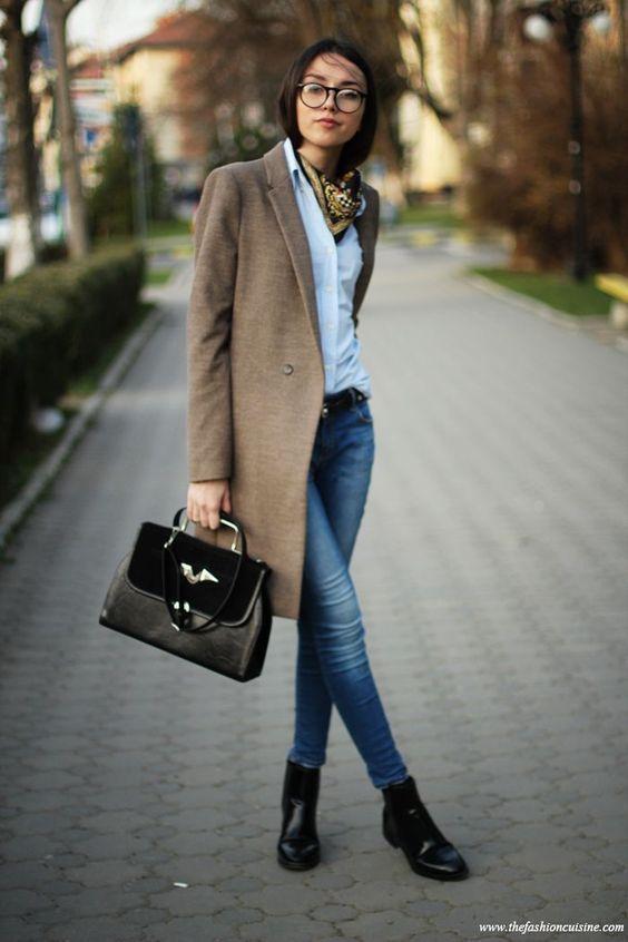 Avoir du style au bureau : 20 looks qui nous inspirent