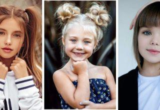 20 Coiffures Que Vous Pouvez Faire Pour Votre Petite Fille